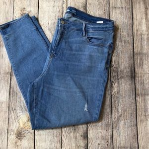 Old Navy Rock Star Jeans, 18